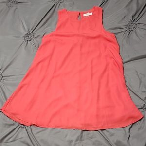 NWT Coral Dress